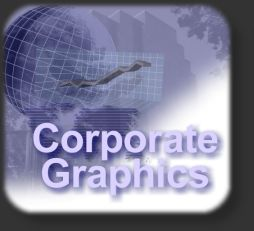 Corporate graphics designed by Prem Subrahmanyam